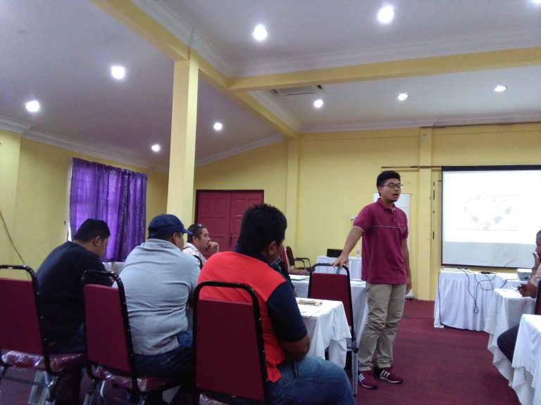 10.Kick-off meeting with Jerantut farmers on MyGAP-IBE project at enterprise level.