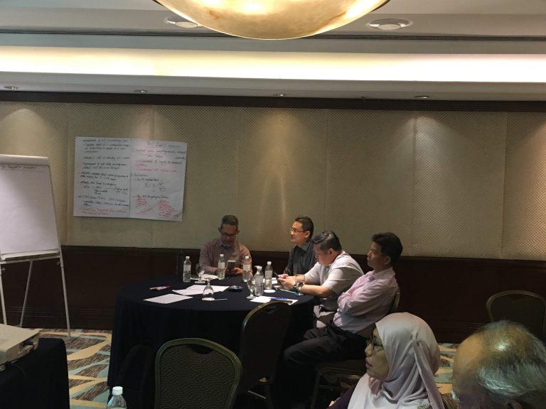 15.Workshop On ICT Talent Roadmap
