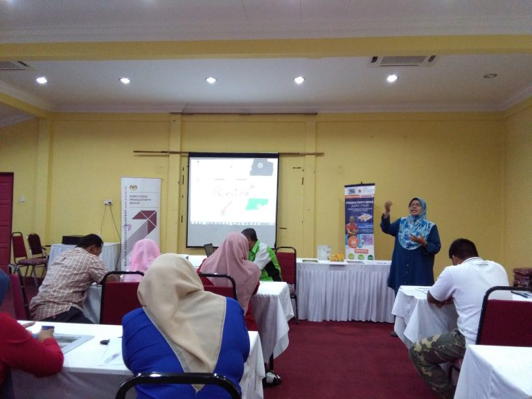 3.Kick-off meeting with Jerantut farmers on MyGAP-IBE project at enterprise level.