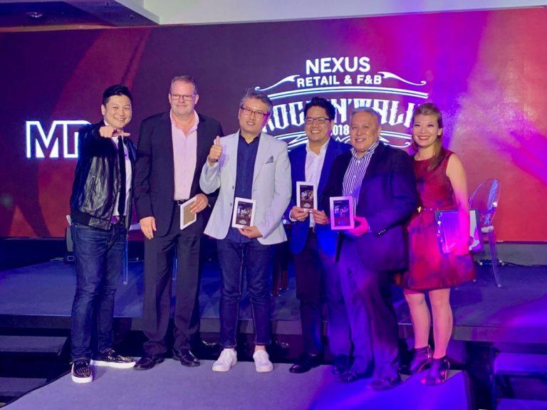 3.Nexus Retail and F_B Rockin_ Talk Nexus Conference and Launching of Nexus Awards
