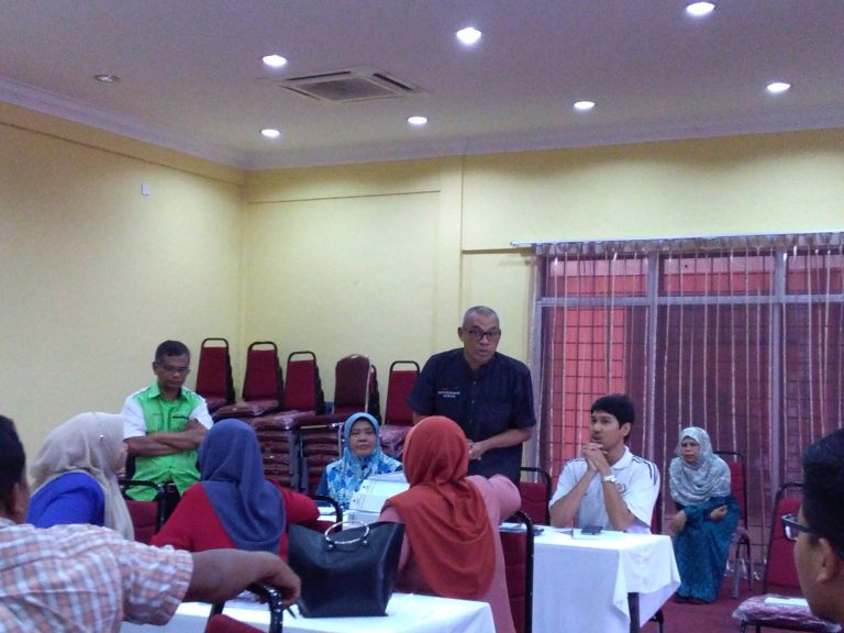 4.Kick-off meeting with Jerantut farmers on MyGAP-IBE project at enterprise level.