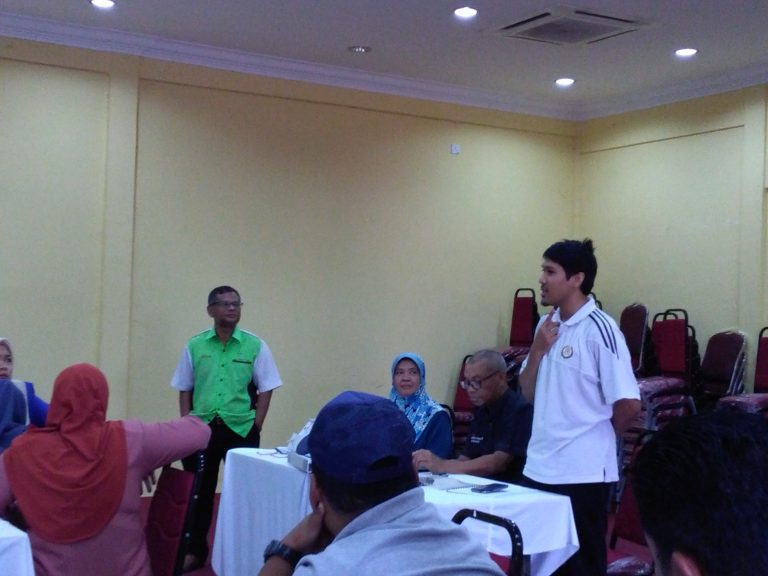 5.Kick-off meeting with Jerantut farmers on MyGAP-IBE project at enterprise level.