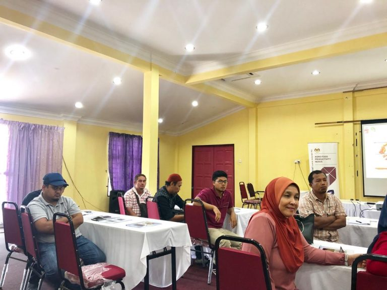 7.Kick-off meeting with Jerantut farmers on MyGAP-IBE project at enterprise level.