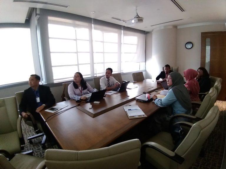 8.MEETING WITH SECRETARY GENERAL MITI YBHG. DATO_ LOKMAN HAKIM ALI