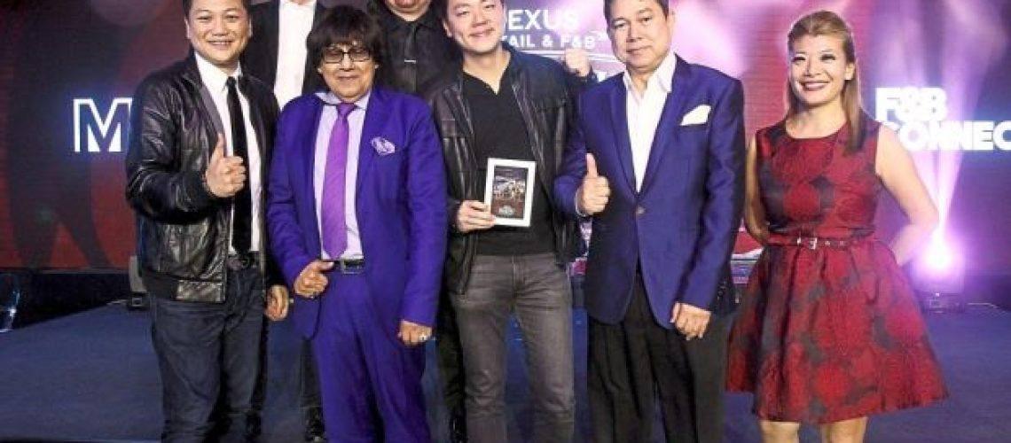 (From left) Champion of Productivity Nexus for Retail and F&B Datuk Bruce Lim, Ng, Syed Yusof, Chong, Neoh, Hishammuddin Zaizi and Liu. Read more at https://www.thestar.com.my/metro/metro-news/2018/12/06/a-rockin-talk-on-retail-and-fb/#FgB2hrxJ4jhkTomR.99